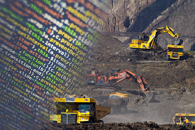 mining and technology